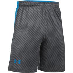 Vêtements Homme Shorts / Bermudas Under Armour Short  Raid Imprimé - Ref. 1257826-040 Gris