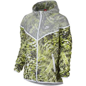 Vêtements Femme Coupes vent Nike Veste  Tech Hyperfuse Windrunner - 645017-702 Jaune