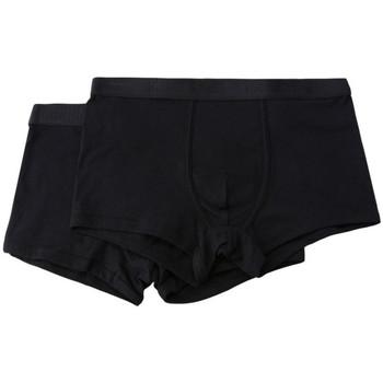 Sous-vêtements Homme Boxers Love Moschino Pack 2 boxers Noir