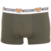 Vêtements Homme Boxers / Caleçons Love Moschino Pack 2 boxers  Bear - Ref. 4770-8119-430 Vert