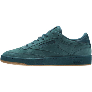 Chaussures Baskets basses Reebok Classic Club C 85 SG Green