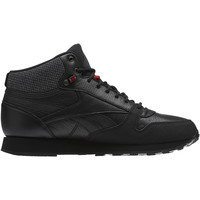 Chaussures Homme Baskets montantes Reebok Classic Classic Leather Mid TWD Noir / Rouge