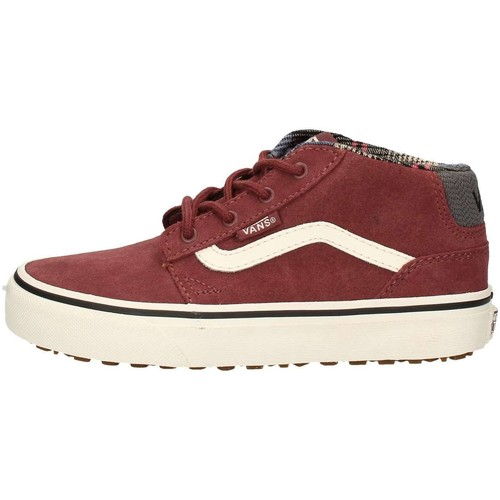 basket vans bordeaux