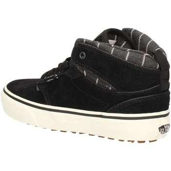 Vans VN-0 A3DS5I28 Sneakers Homme Noir Noir - Chaussures Basket montante Homme