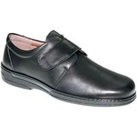 Chaussures Homme Mocassins Primocx Chaussure spéciale velcro pour hommes po negro