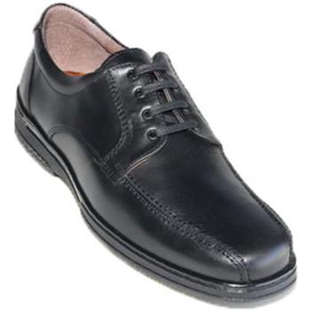 Chaussures Homme Derbies Primocx Chaussures spéciales pour les diabétique negro