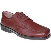 Chaussures Homme Derbies Primocx Chaussures spéciales pour les diabétique marrón