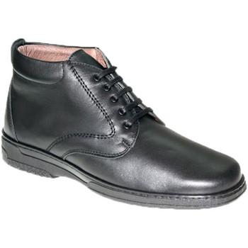 Chaussures Homme Boots Primocx Chaussures spéciales pour les diabétique negro