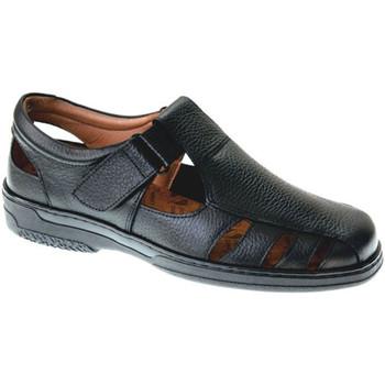 Chaussures Homme Sandales et Nu-pieds Primocx Sandales spéciales pour les diabétiques negro