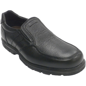 Chaussures Homme Mocassins Made In Spain 1940 Chaussure de sol en caoutchouc élastique negro