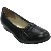 Chaussures Femme Mocassins Roldán Manoletina femme pour personne âgée très negro