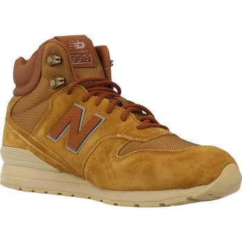 Chaussures Homme Baskets montantes New Balance MRH996 BR Marron