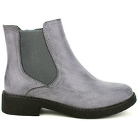 Chaussures Femme Bottines Cendriyon Bottines Gris Chaussures Femme Gris