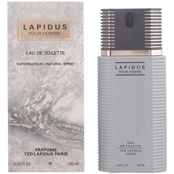 Beauté Homme Eau de toilette Ted Lapidus Lapidus Pour Homme Edt Vaporisateur  100 ml