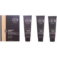 Beauté Homme Accessoires cheveux American Crew Precision Blend Coffret 7-8 Light