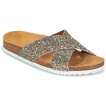 Chaussures Femme Mules Le Temps des Cerises FALONE Glitter