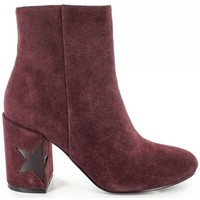 Chaussures Femme Bottines Bibi Lou Bottines- Bordeaux