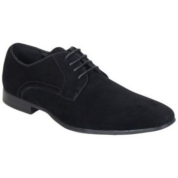 Chaussures Homme Derbies Kebello Chaussures ELO592 noir