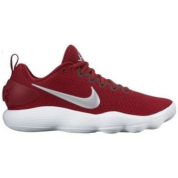 Chaussures Homme Baskets basses Nike Hyperdunk 2017 Low TB Bordeaux-Blanc