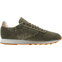 Chaussures Baskets basses Reebok Classic Classic Leather Needlecraft Pack Blanc