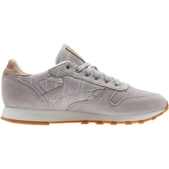 Chaussures Femme Baskets basses Reebok Classic Classic Leather Elevated Basics Blanc