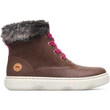 Chaussures Fille Bottines Camper Kido  K900098-001 marron