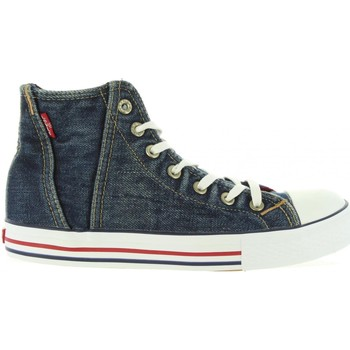 Chaussures Enfant Baskets montantes Levi's VTRU0023T ORIG RED TAB Azul