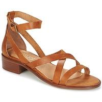 Chaussures Femme Sandales et Nu-pieds Casual Attitude COUTIL Marron