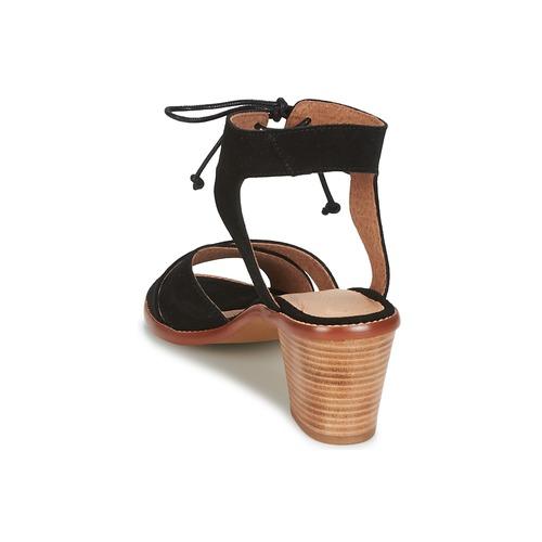 Chaussures Noir Italo Attitude Sandales Et pieds Femme Casual Nu jzMpUGSLqV