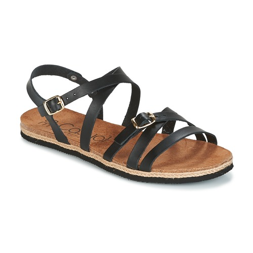 Chaussures Femme Sandales et Nu-pieds Casual Attitude ILMEM Noir