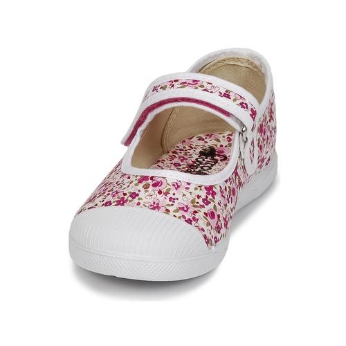 Compagnie Rose Citrouille Fille Et Apsut BallerinesBabies Chaussures 5jL4R3A