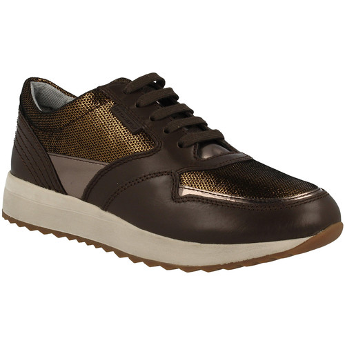 Chaussures Femme Baskets basses Stonefly 107280-410 Marron