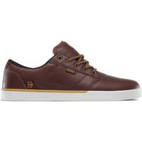 Chaussures Chaussures de Skate Etnies JEFFERSON BROWN WHITE