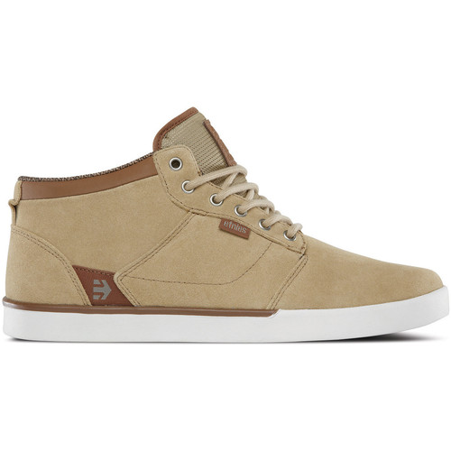 Etnies JEFFERSON MID TAN  - Livraison Gratuite avec  - Chaussures Chaussures de Skate