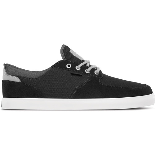 Chaussures Chaussures de Skate Etnies HITCH BLACK GREY SILVER