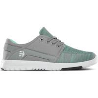Chaussures Femme Baskets basses Etnies SCOUT YB WOS GREY