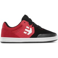 Chaussures Enfant Baskets mode Etnies KIDS MARANA BLACK RED