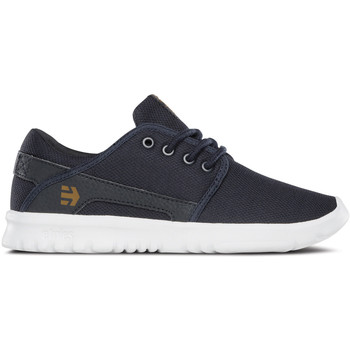 Chaussures Enfant Baskets mode Etnies KIDS SCOUT DARK NAVY