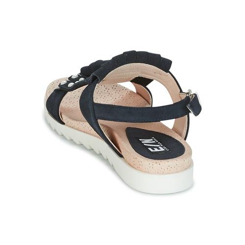 CHACAL Elue par nous sandales et nu-pieds femme marine