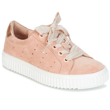 Chaussures Fille Baskets basses Acebo's RAME Rose