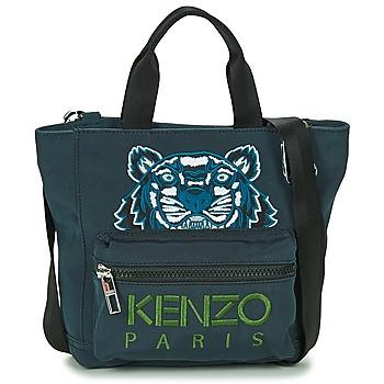 Sacs Femme Cabas / Sacs shopping Kenzo KANVAS TIGER MINI TOTE Gris