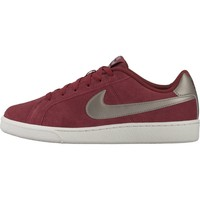 Chaussures Homme Baskets basses Nike Men's  Court Royale Suede Shoe GRANATE