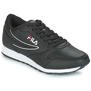 Chaussures Homme Baskets basses Fila ORBIT LOW Noir