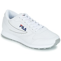 Chaussures Homme Baskets basses Fila ORBIT LOW Blanc
