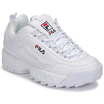 33 Basses Baskets Fila Chaussures Wmn Blanc 86 Disruptor Low Femme € qUMVpSLzG