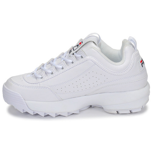 Fila Disruptor Blanc Basses Femme Baskets Low Wmn 8w0mNn