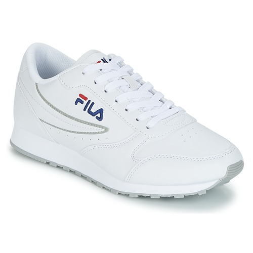 1f1b1c1b652 Fila Orbit. 49.99. Chaussures Femme Baskets basses Fila ORBIT LOW WMN Blanc  ...