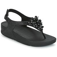 Chaussures Femme Sandales et Nu-pieds FitFlop BOOGALOO BACK STRAP SANDAL Noir