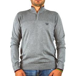 Vêtements Homme Pulls Armani jeans PULL 6X6MA1 Gris