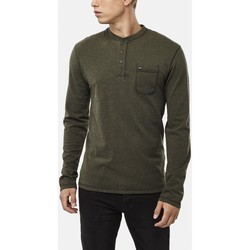 Vêtements Homme T-shirts manches longues O'neill T-shirt  Lm Jacks Base Henley Forest Night Vert